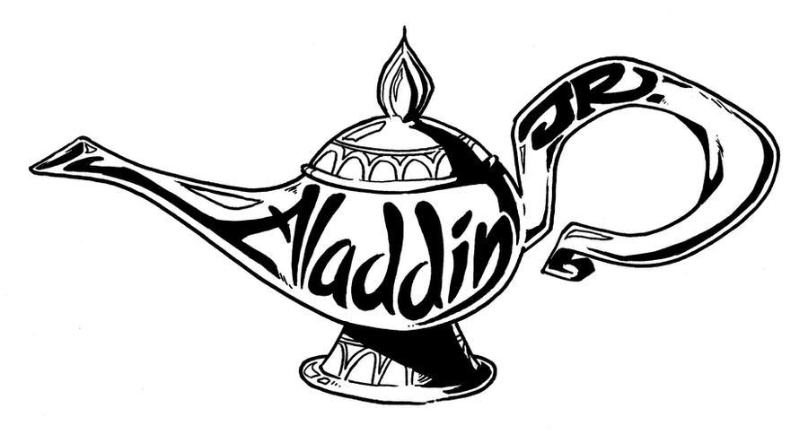 Aladdin Jr. Logo by Crispy-Gypsy