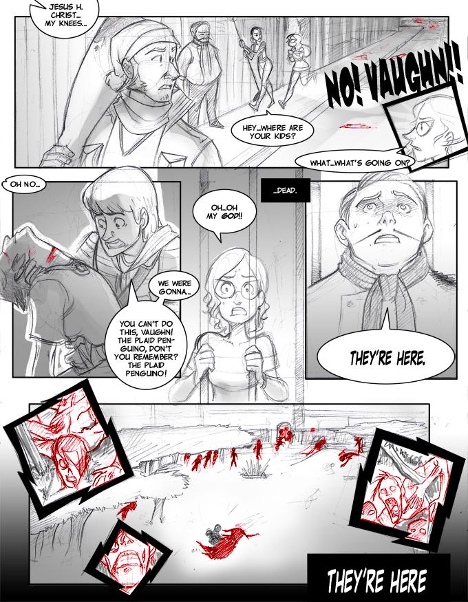 DeviantDead: Round 3 Page 23 by Crispy-Gypsy