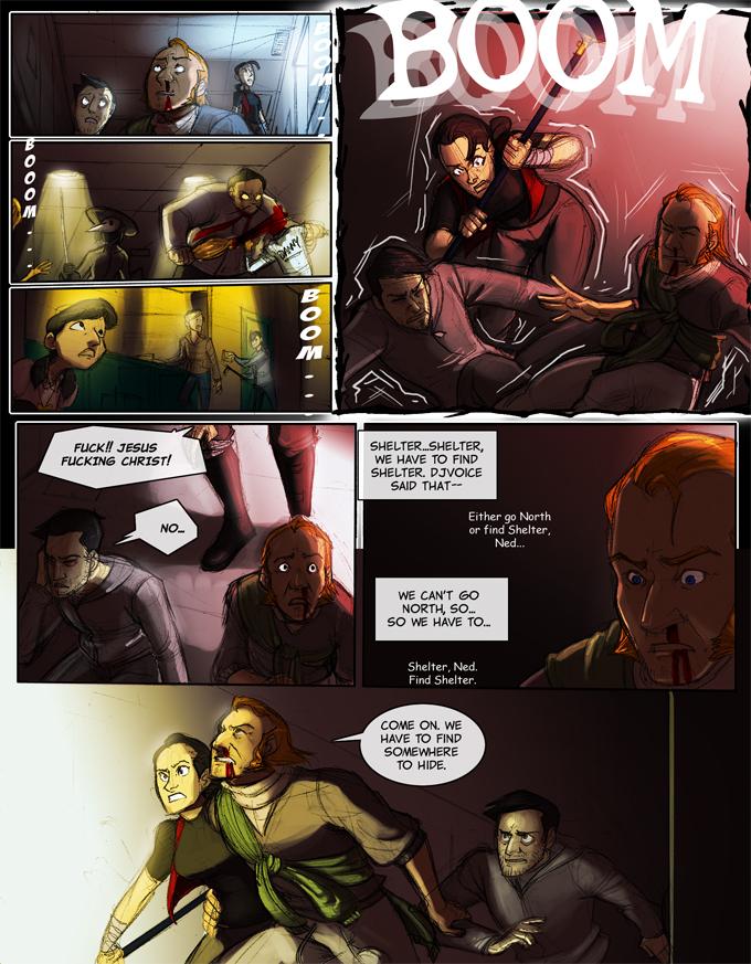 DeviantDead: Round 4 Page 34