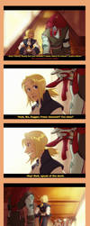 FFIX: The New Mist - Old Friends by crumblygumbly