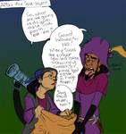 Clopin: After the sue hunt