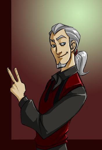 Villain School: Vlad by Crispy-Gypsy