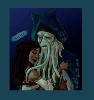 Davy Jones, Calypso: Mine by crumblygumbly