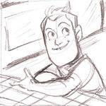 Little buddy sketch