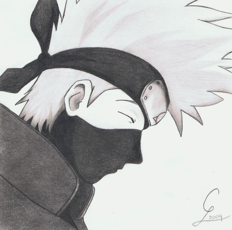Kakashi Hatake By Geke On DeviantART