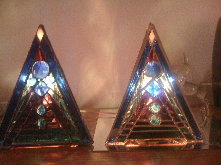 Pyramids by Robby-Nau