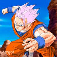 Gohan Definitivo (Goku x Bulma) by CFFC2010