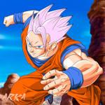 Gohan Definitivo (Goku x Bulma)