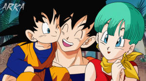 Trunks (Goku x Bulma) by CFFC2010