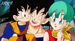 Trunks (Goku x Bulma)