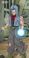 Mirai Trunks Dragon Ball Super