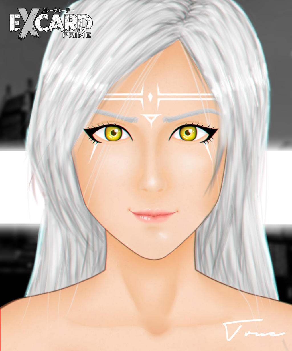Female Excard Prime - Improve by CFFC2010