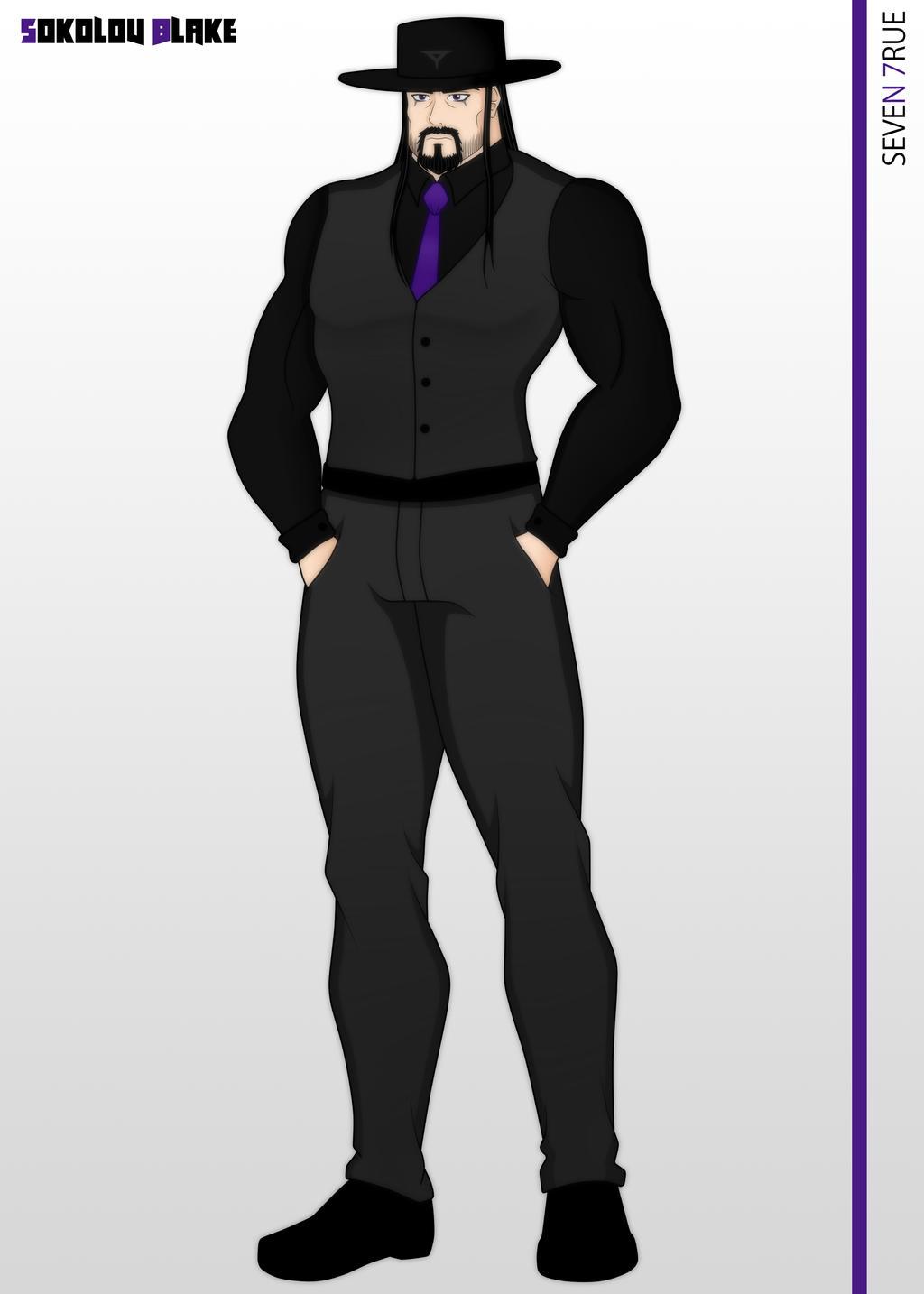 Sokolov Blake - Dimensional Hunter - 2nd Horseman by CFFC2010