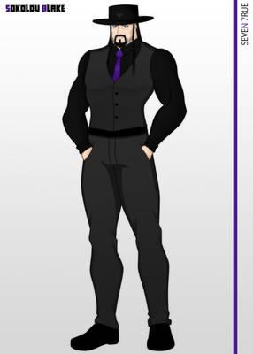 Sokolov Blake - Dimensional Hunter - 2nd Horseman