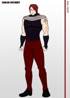 Shin de Bathory - First Son of House Bathory