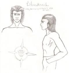 Bluestreak concept sketches