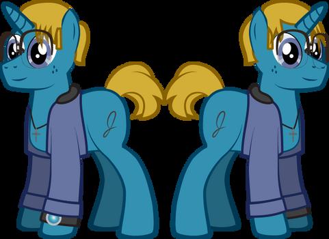 J-Pony64 Quarter Views