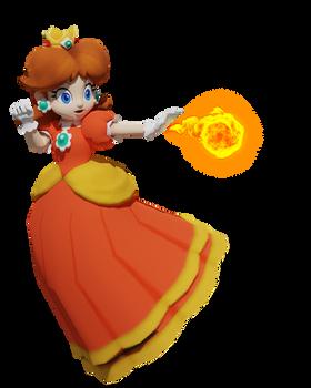 Fire Daisy model
