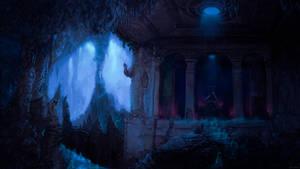 The halls of Mandos