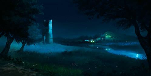 Across Middle-Earth - Buckland