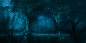 Across Middle-Earth - Hollin Gate