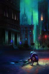 Downtown by ralphdamiani