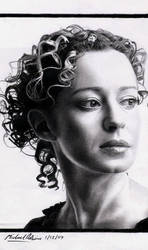 Kate Rusby by MikeRobinsArt