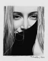 Eliza Dushku by MikeRobinsArt