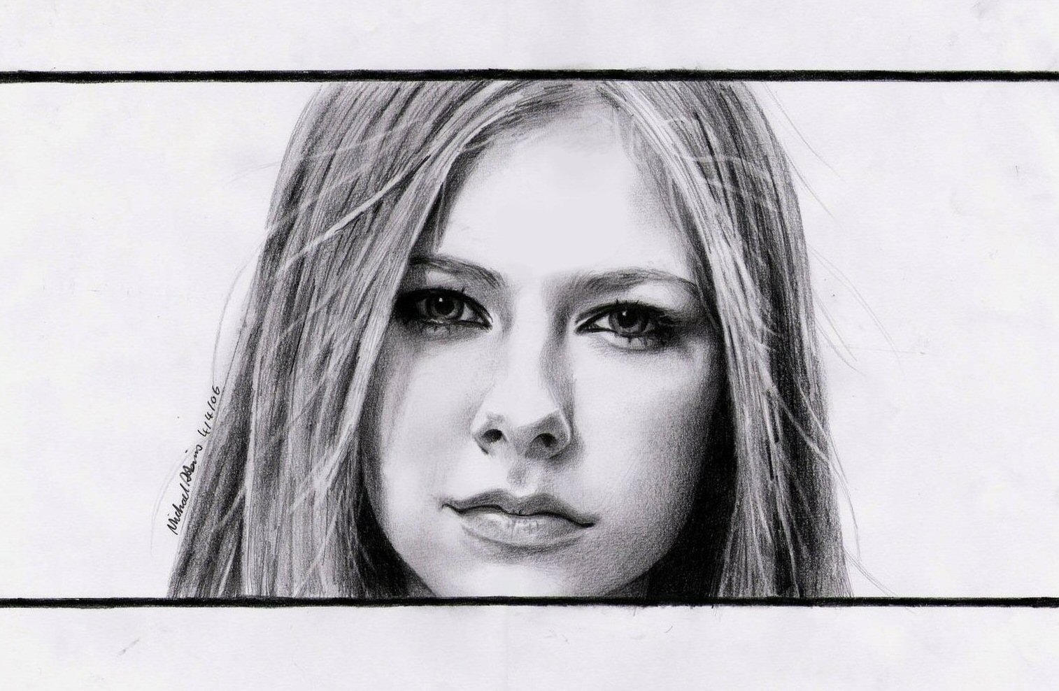Lavigne by MikeRobinsArt