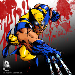 WOLVERINE THE CLAW