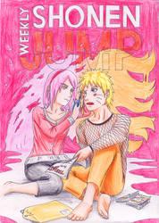 Naruto Viz Cover