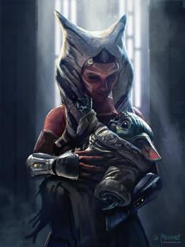 Ahsoka and the Child