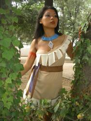 Pocahontas by Sunymao