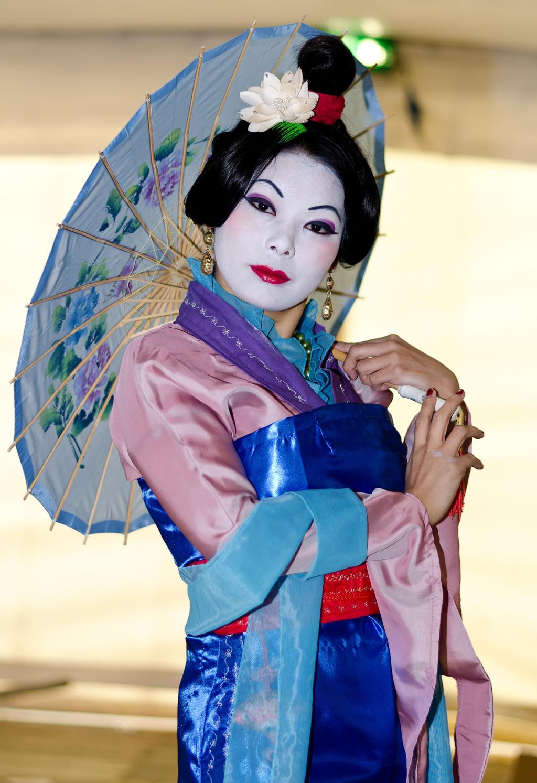 Mulan portrait by Sunymao
