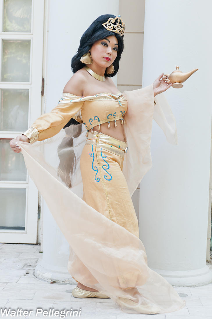 Me as Jasmine by Sunymao