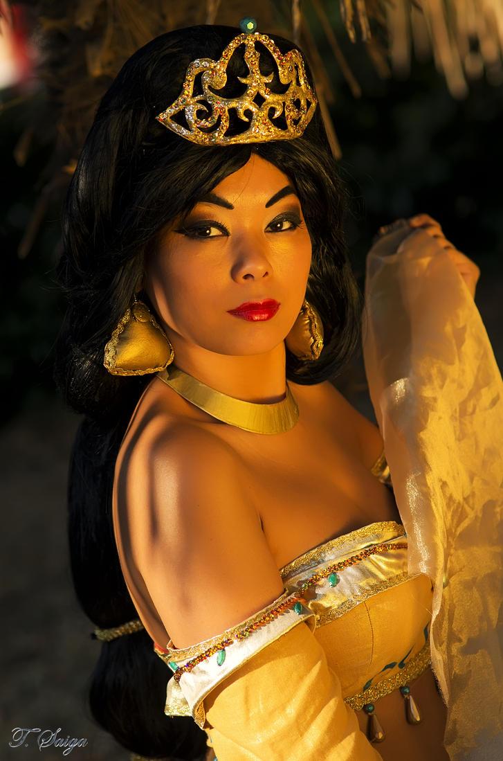 Jasmine portrait by Sunymao