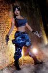 Lara Croft by Sunymao