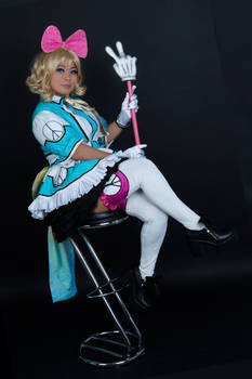 Paz Ortega Idol