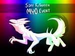 5 day kitvoren myo event - CLOSED
