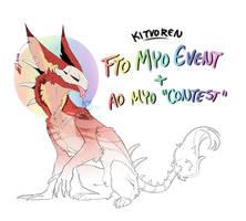 Kitvoren MYO Event + Contest CLOSED
