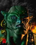 Korr Ga'hal, the orc.