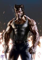 Wolverine by BPuig