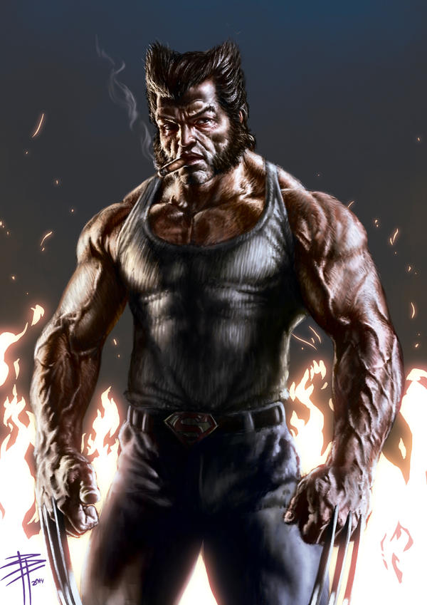Wolverine by BPuig