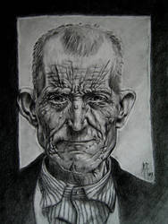 Old Man by BPuig