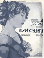 Art Show Poster by wendystolyarov