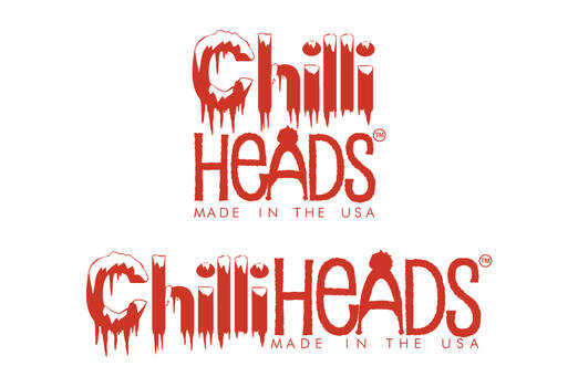 Chilli Heads Logo Variations, 2014