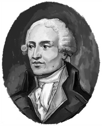 Portrait of the Marquis de Condorcet