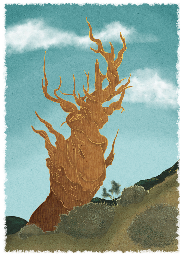 The Methuselah Tree by wendystolyarov