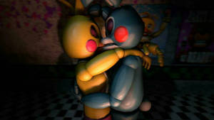 toy bonnica kissing