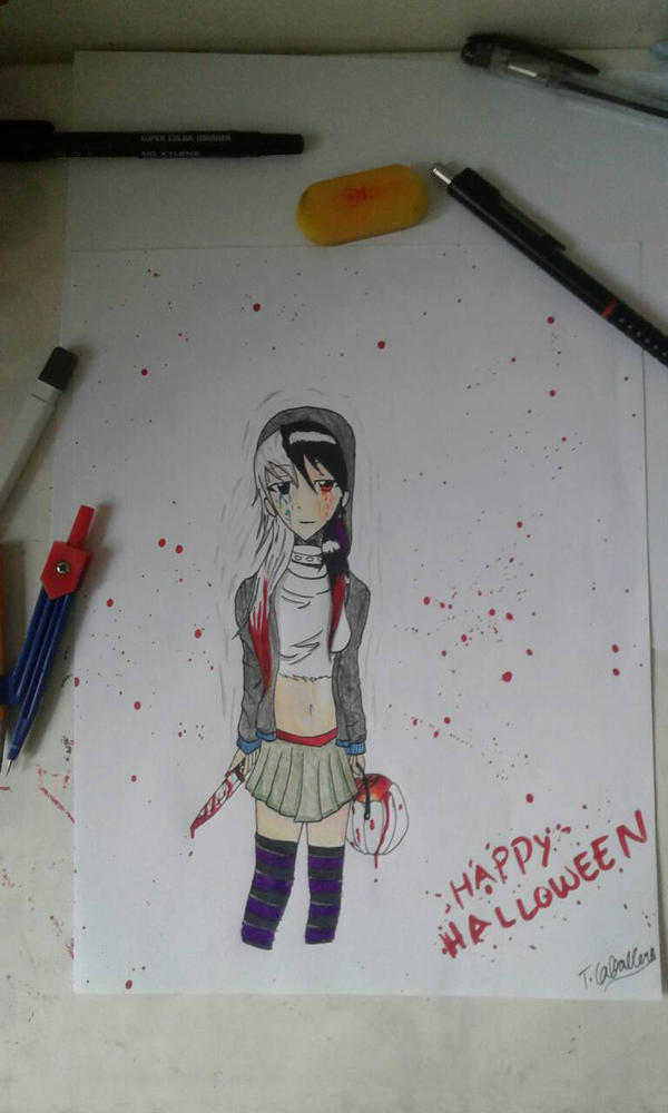 Halloween is up our alley by DubstepYAKUZA